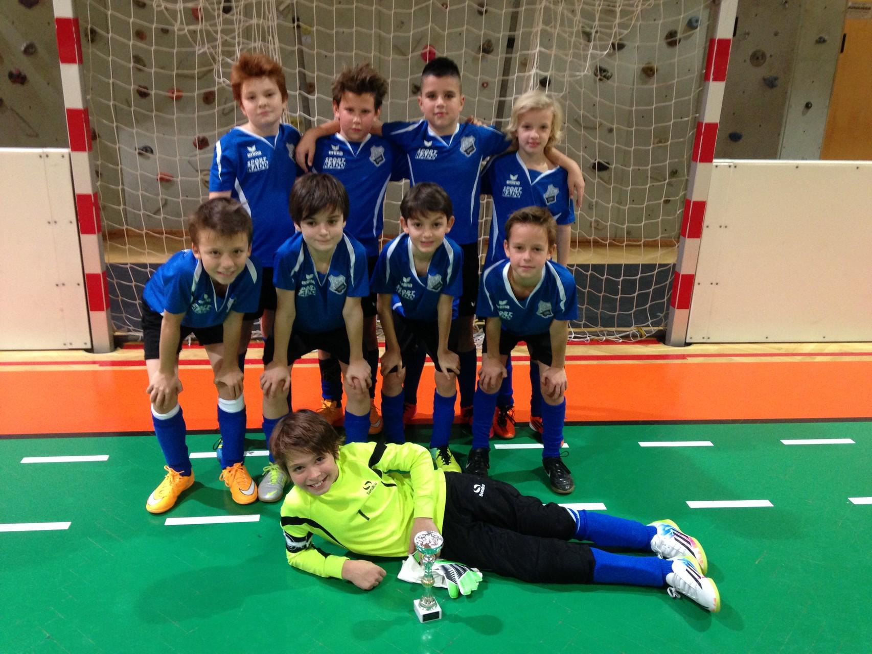 Hallenturnier FC Mariahilf - 3.Platz