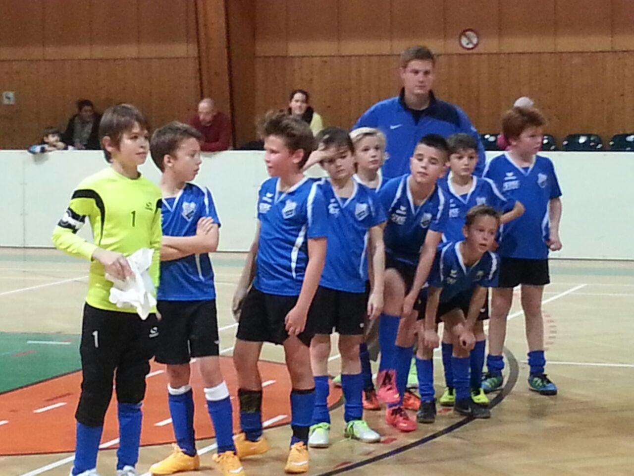 Hallenturnier FC Mariahilf - 3. Platz