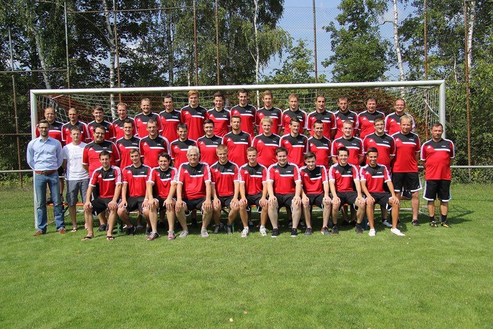 Mannschaftsfoto 2014
