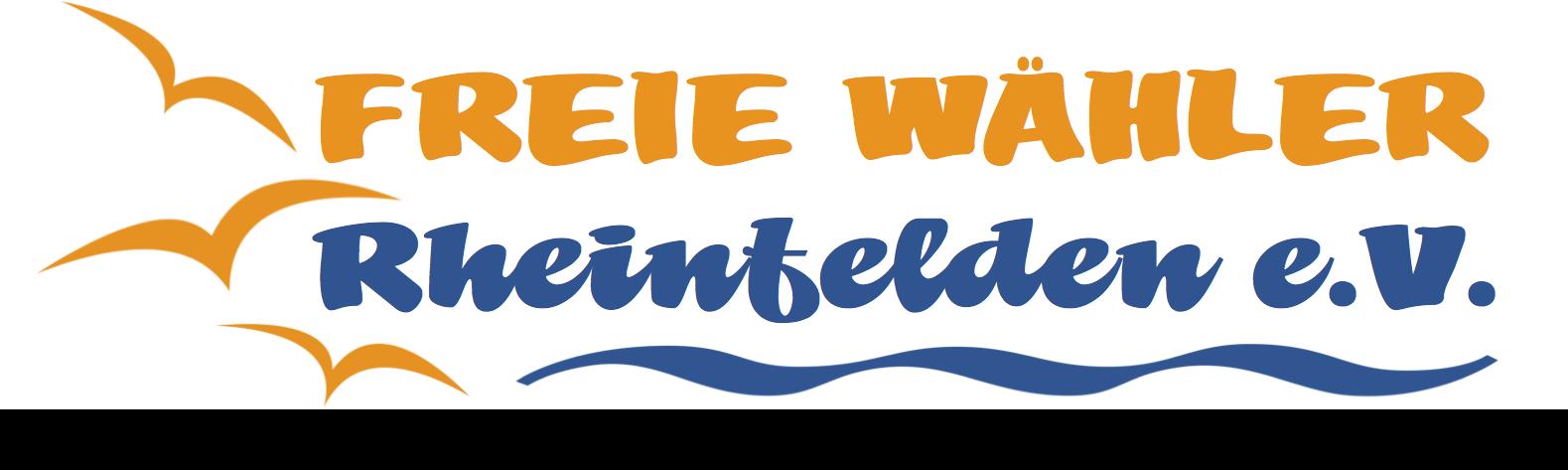Logo Freie Wähler Rheinfelden e. V.