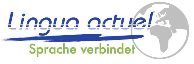 Logo für eine Sprachschule
