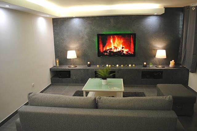 Salon moderne prestige