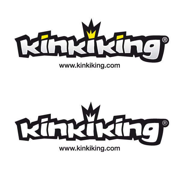 Kinkiking logotype
