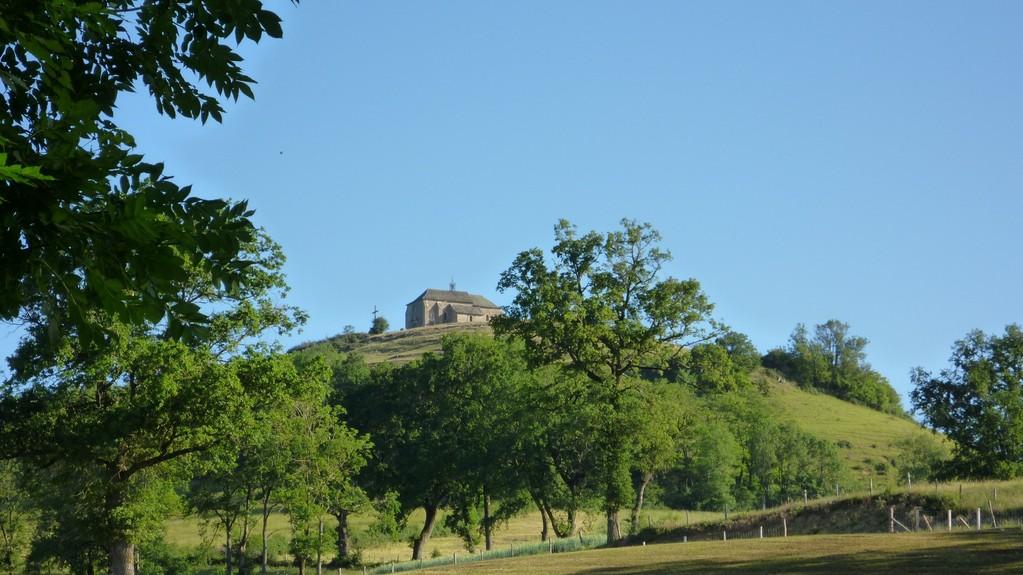 Gabriac - La chapelle du calvaire