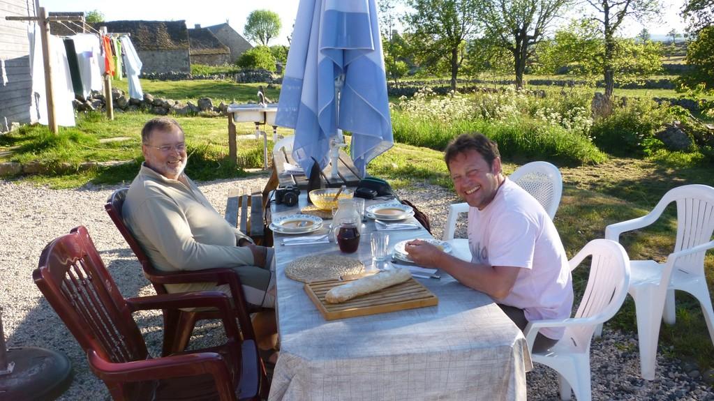 Thierry et le Breton