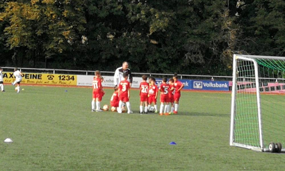 Rot Weiß Ahlen U8 F2