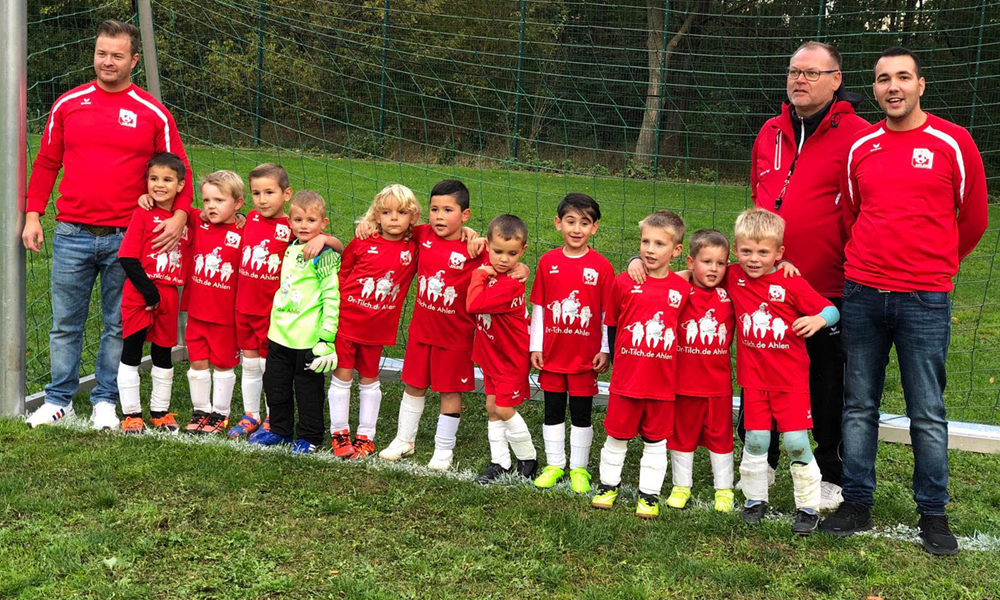 Rot Weiss Ahlen U6 gegen Vorwärts Ahlen