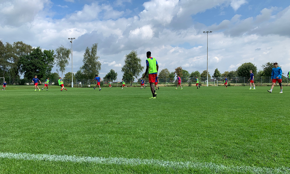 Trainingslager Sportschule Kaiserau