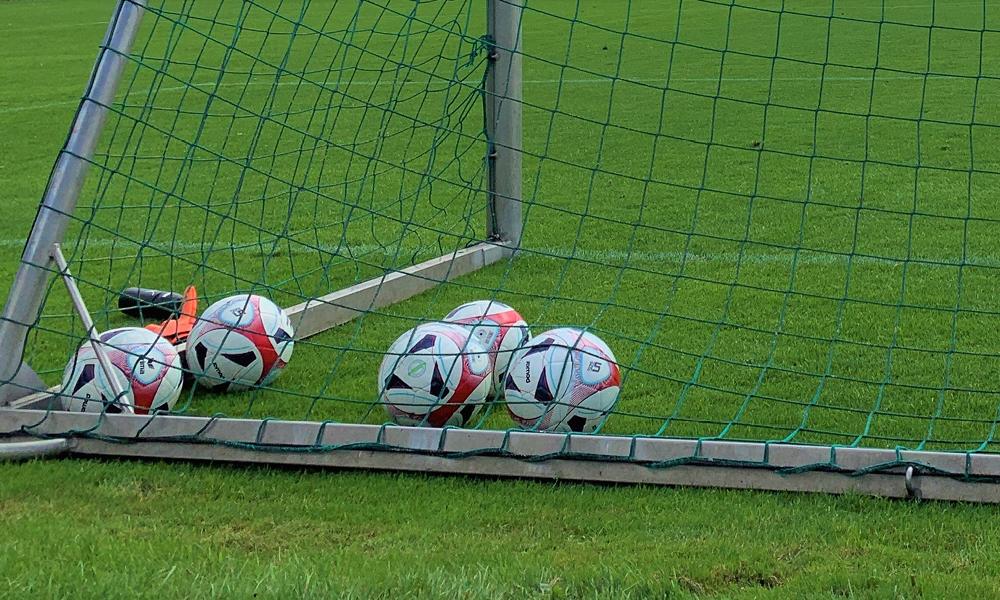 Rot Weiss Ahlen U18 gegen SC Drensteinfurt
