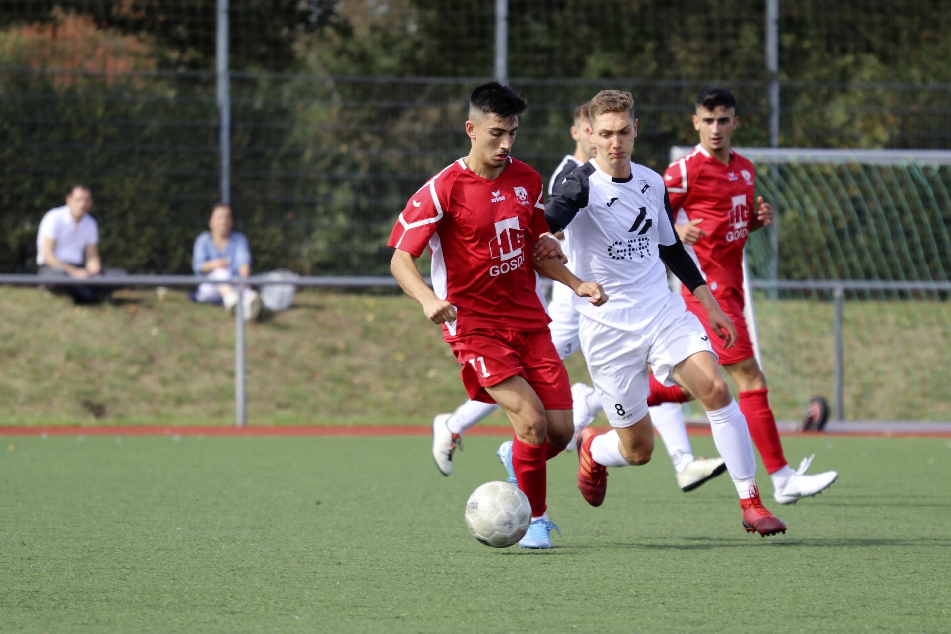 Rot Weiss Ahlen U19 A1 - Verl