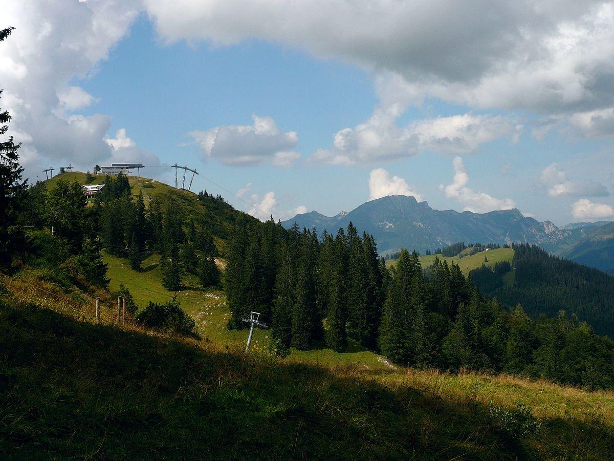 Die Zwieselalmhöhe (Skigebiet).