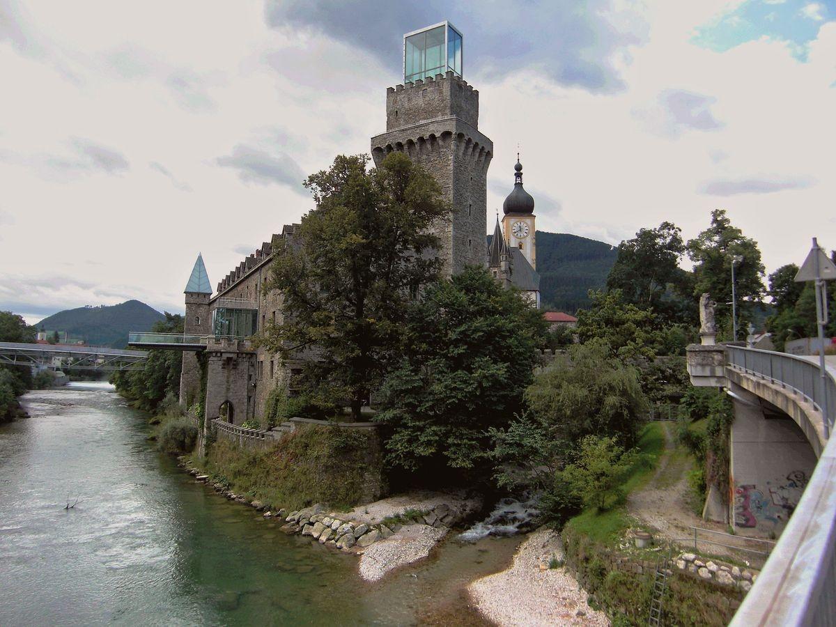 Schloss Waidhofen und Ybbs