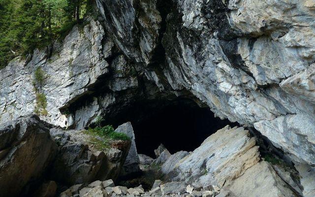 Portal Schneckenlochhöhle