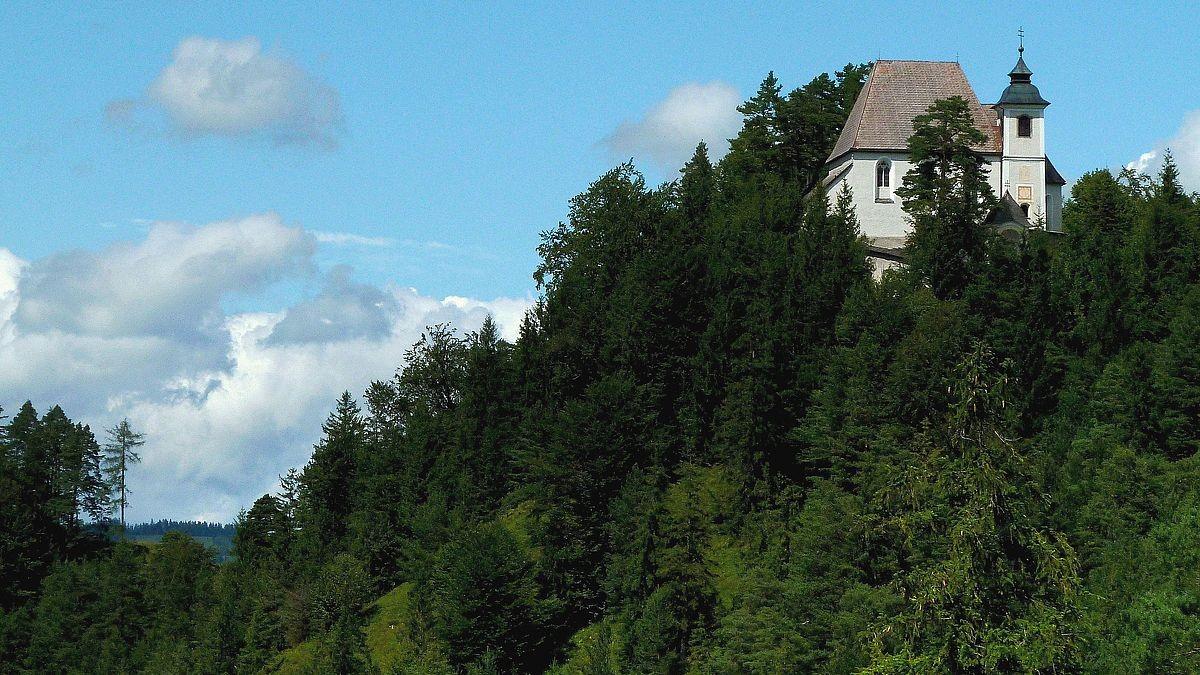 Sebaldikirche am Heiligenstein