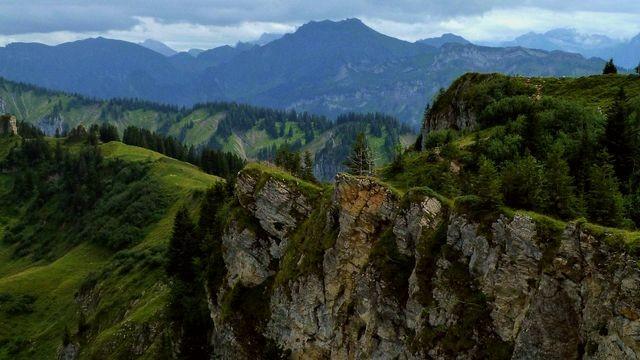 Panorama-Rundweg Niedere