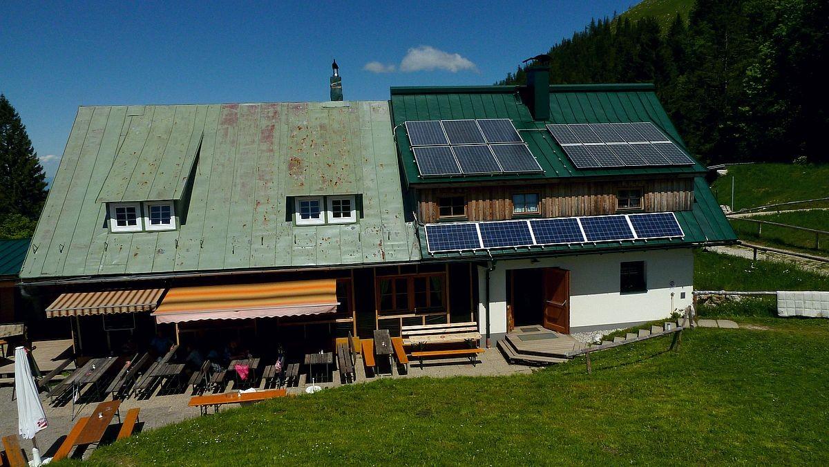 Naturfreundehaus Ennser Hütte