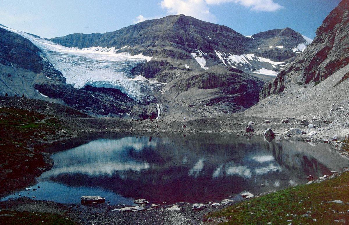 Am Lämmerensee bei der Lämmerenhütte