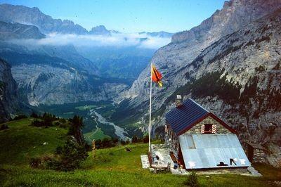 Gasterntal - Balmhornhütte - Balmhorngletscher
