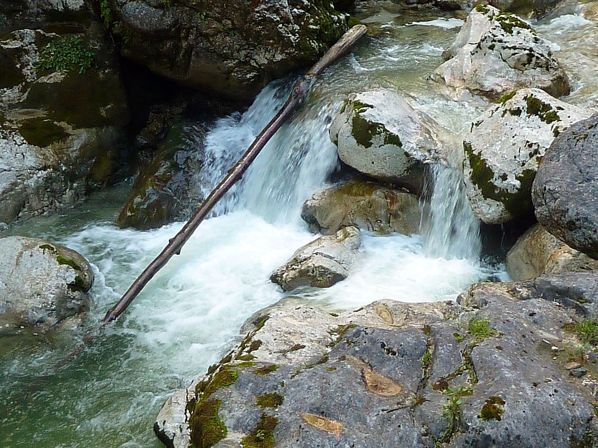 In der Nothklamm