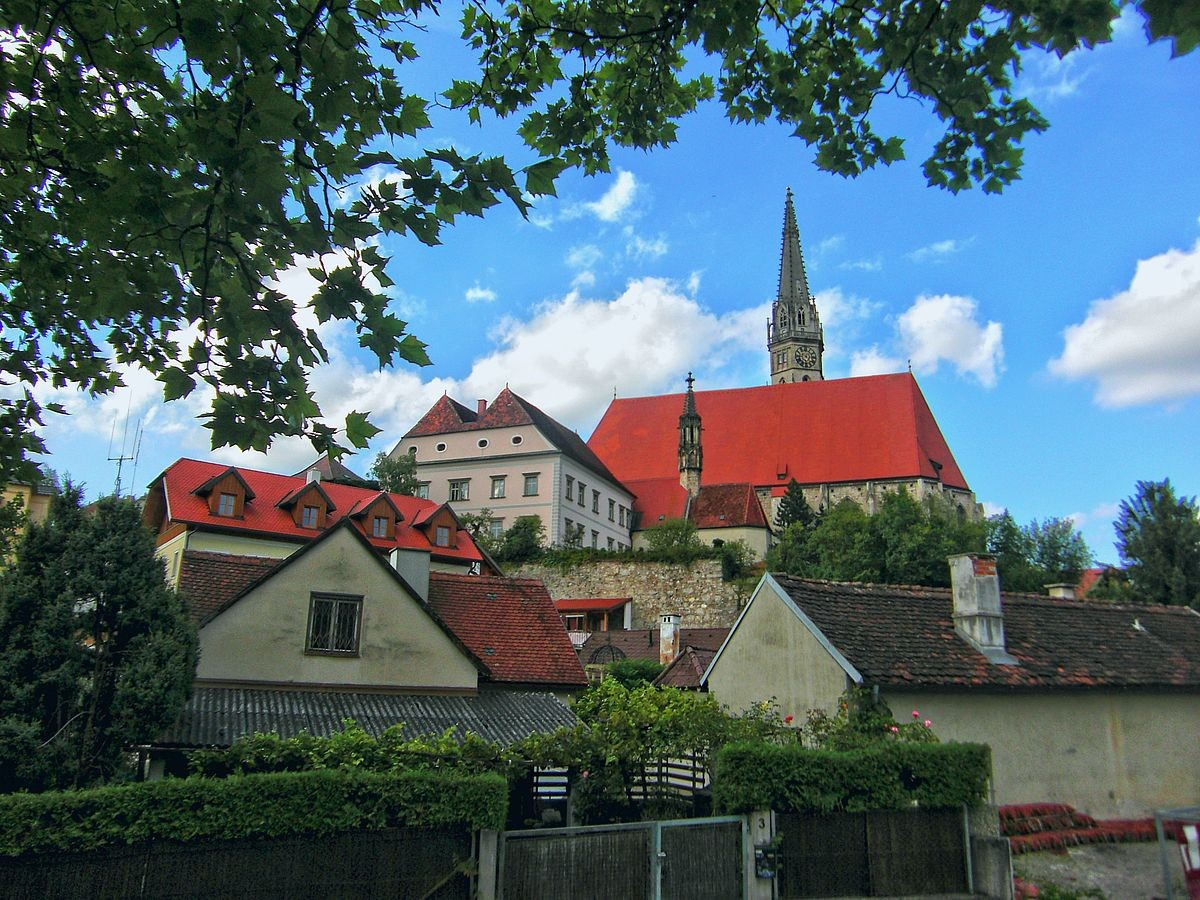 Rundgang in Steyr