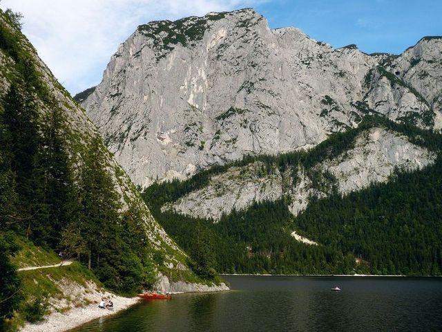 Rund um den Altausseer See