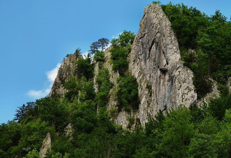Klettergarten Wolkenmauer