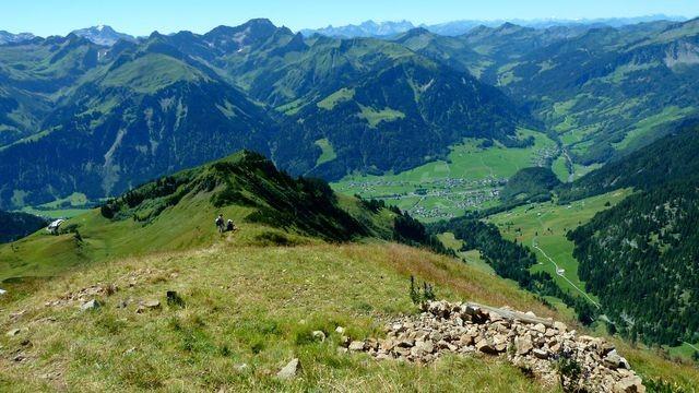 Gipfelrundweg Diedamskopf