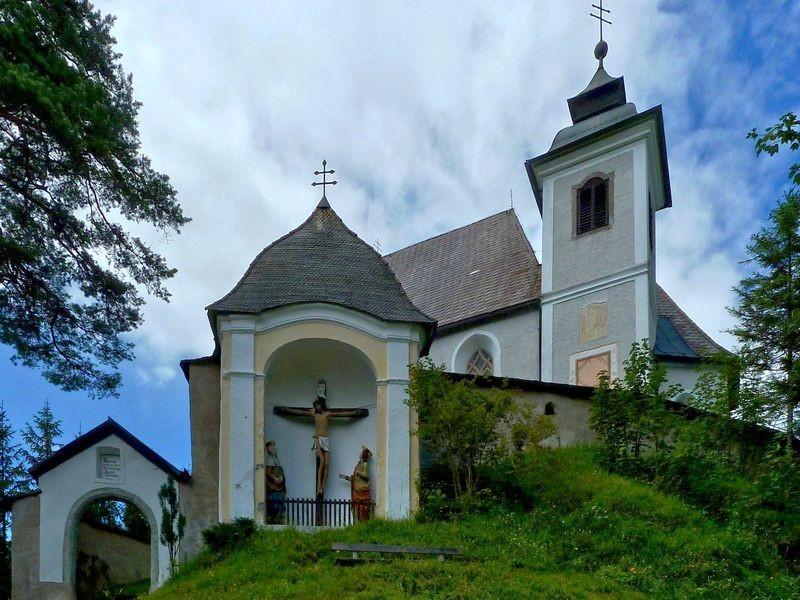 Wallfahrtskirche St. Sebald am Heiligenstein