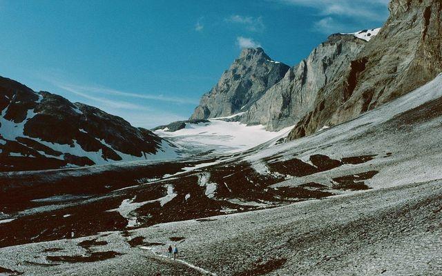 Wanderung Gasterntal - Lötschengletscher - Lötschenpass - Kummenalp - Lauchernalp