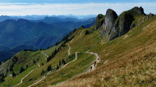 Taubensteinbahn - Rotwand