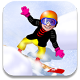 Snowboard Speed Race