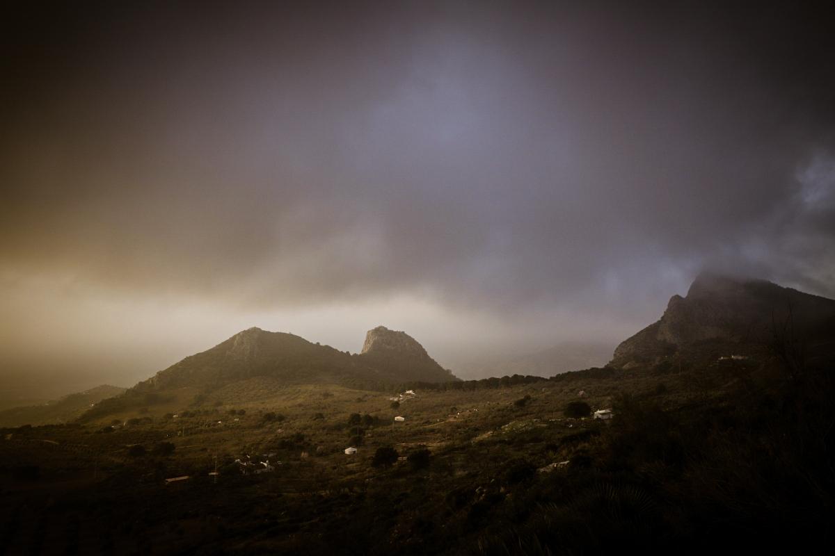 Morgenstimmung in El Chorro