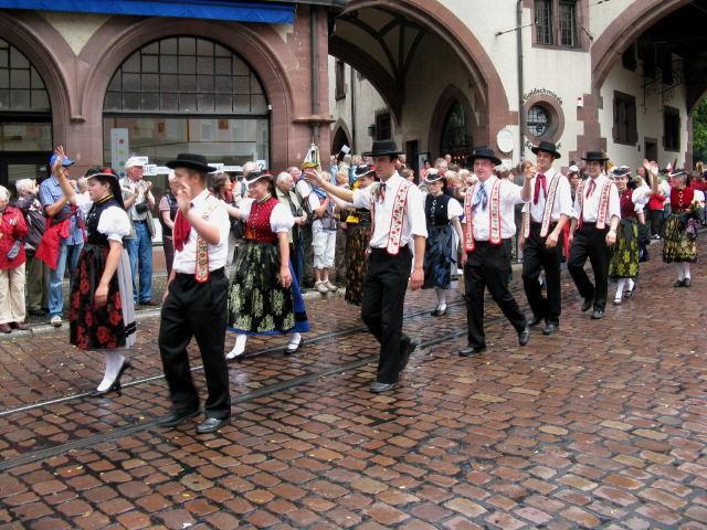 Deutscher Wandertag in Freiburg