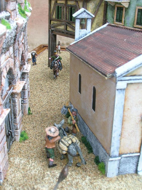 Verona, Piazza Bra, 5 Marzo 1812