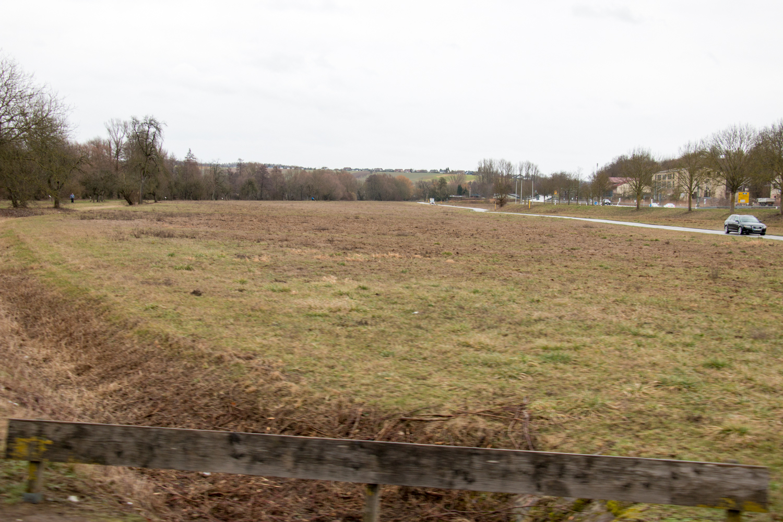 Wiesental  mit Blick Richtung Meckesheim