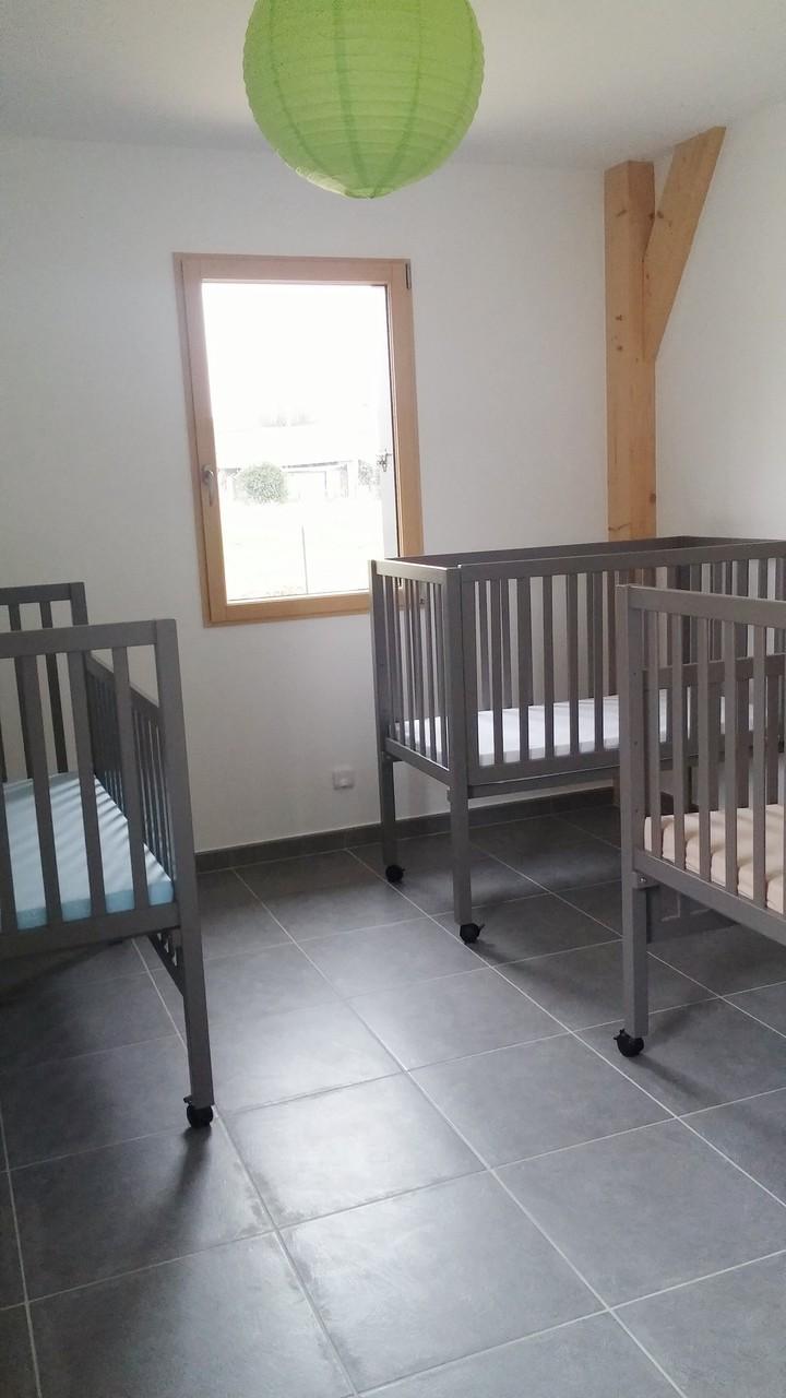 La première chambre des plus petits