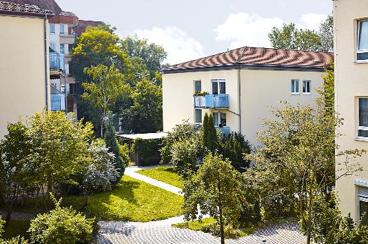 SICHER SOZIAL in Fürth / HAUS FOERSTERMÜHLE
