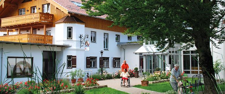 SICHER SOZIAL in NUSSDORF AM INN, Haus am Steinbach, Mühltalweg 12, 83131 Nußdorf am Inn