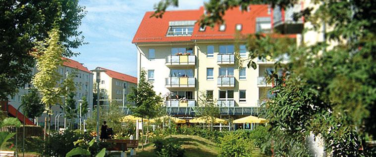 SICHER SOZIAL in JENA Wohnen am Pappelhain, Merseburger Straße 15, 07743 Jena