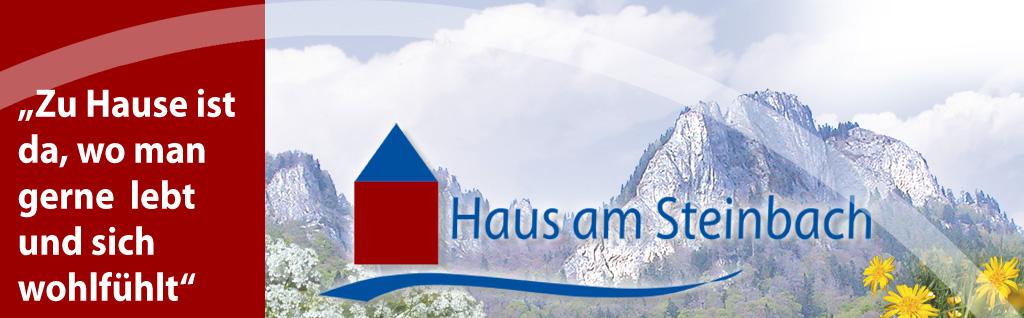 Pflegeinrichtungen Nussdorf Haus am Steinbach