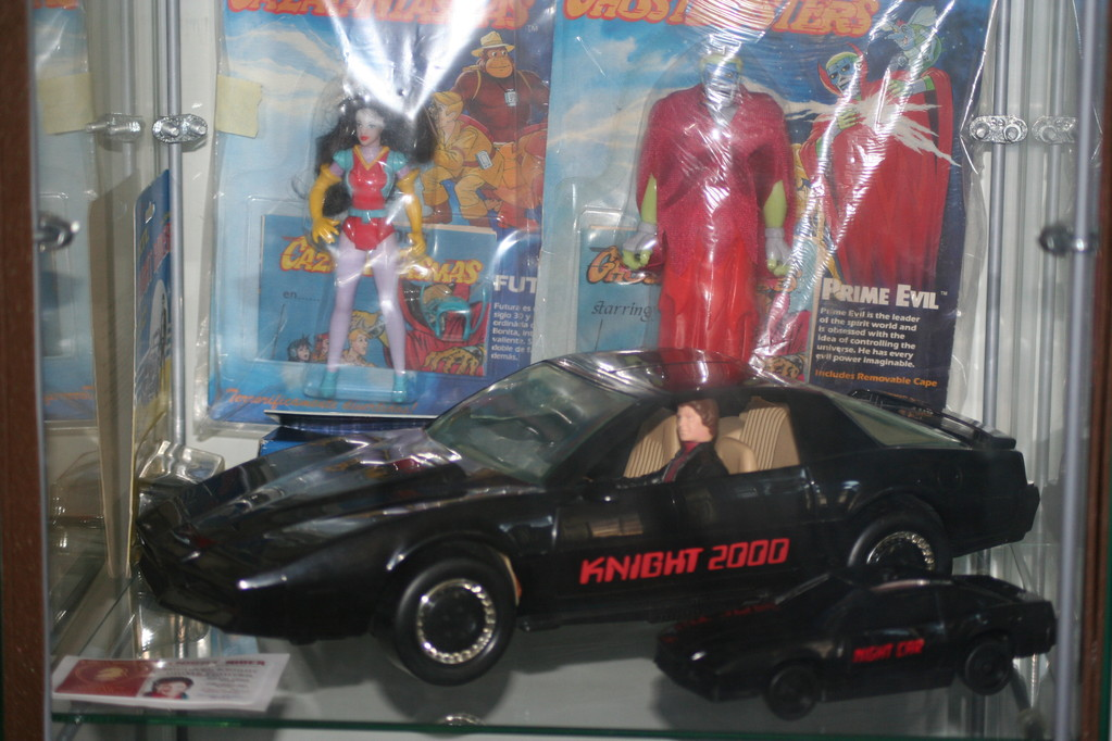 Knight rider - filmation's ghostbusters