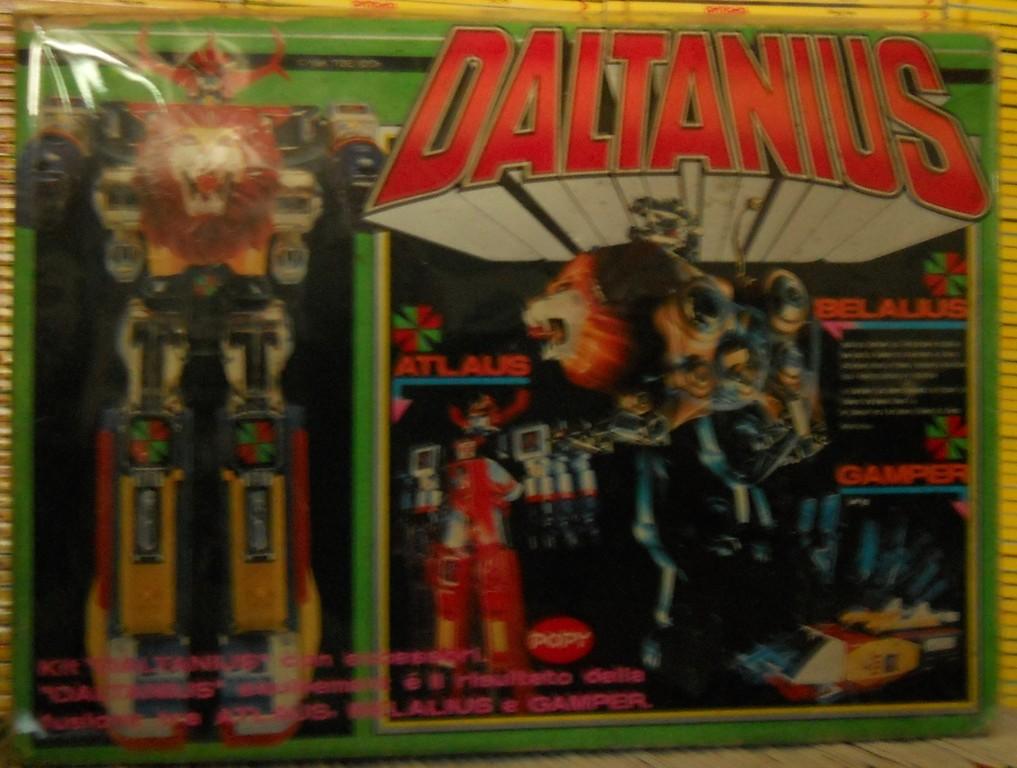 Daltanious DX Cappiratti 1979