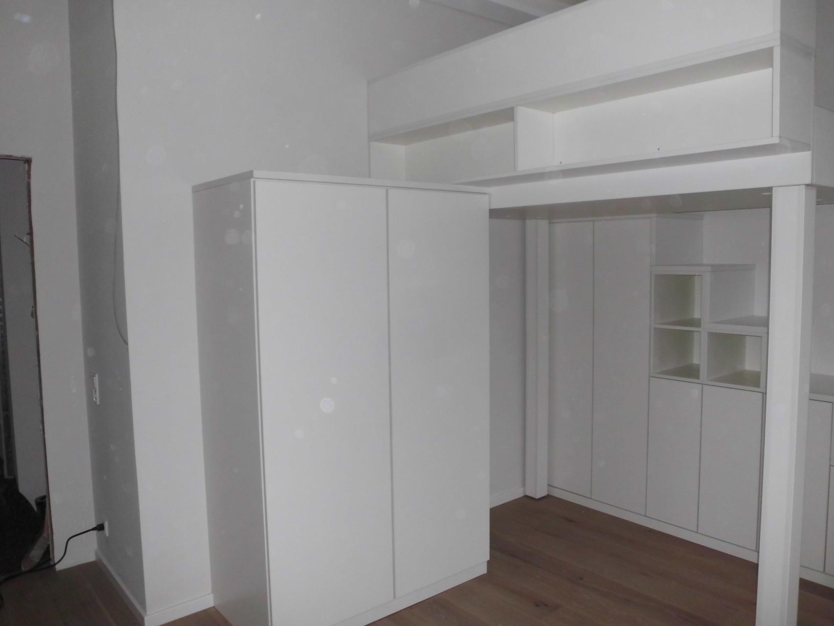 Hochbettanlage Kinderzimmer Privatkunde Unna