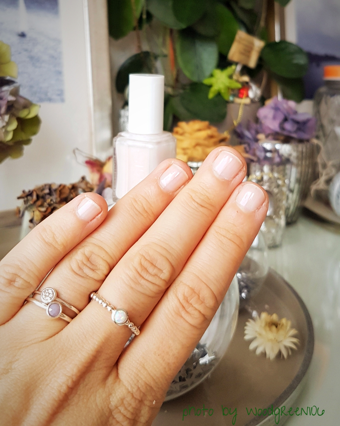 "Essie Treat Love Color - ""Sheers to you"""