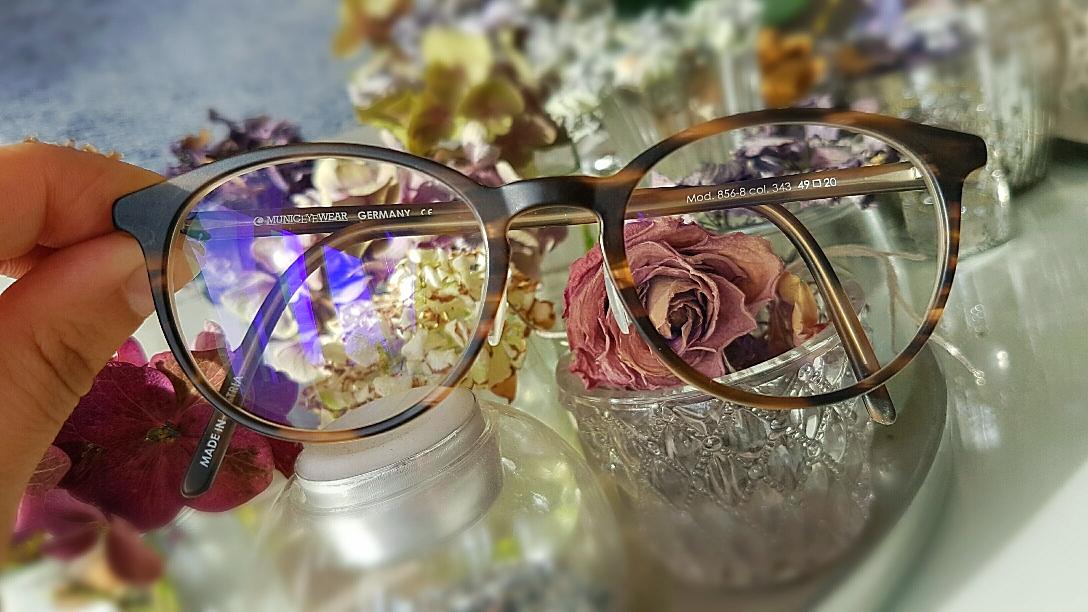Meine Brille von Munci Eyewear