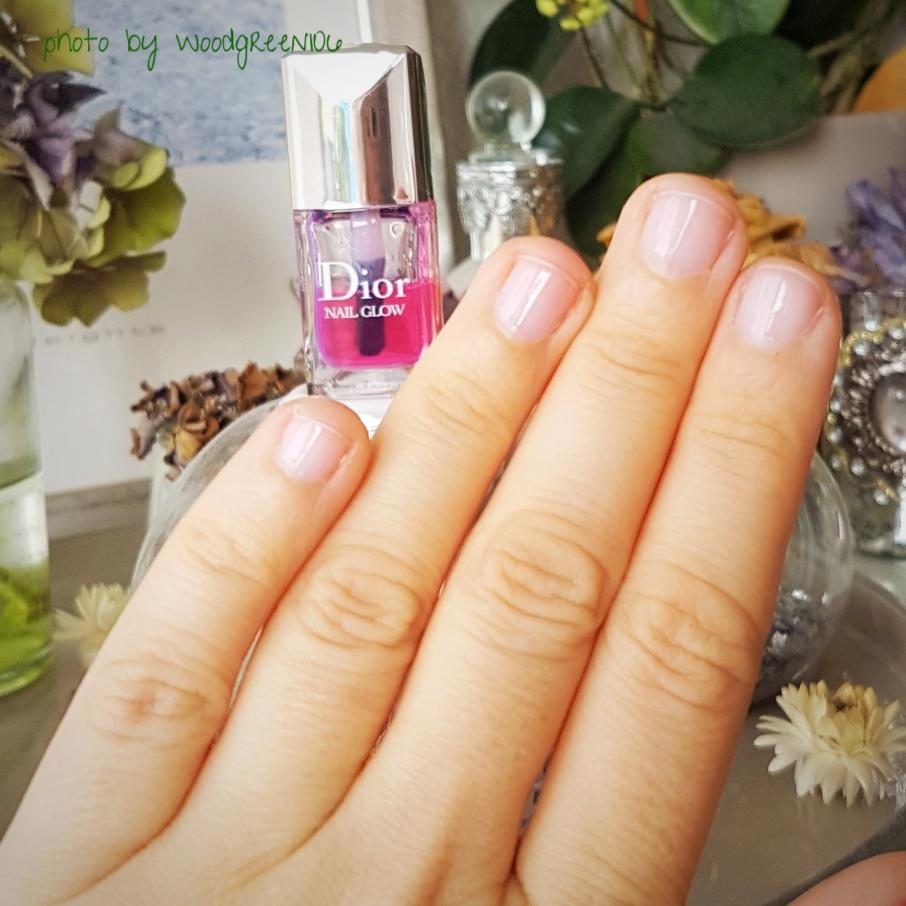 """Dior - """"Nail Glow"""""""