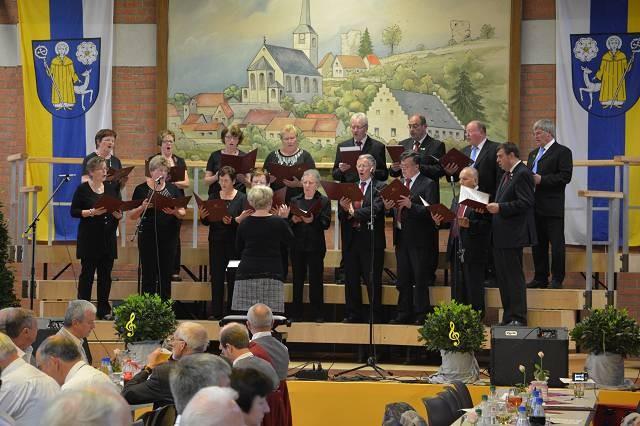 Sängerlust Halsbach, Leitung Sigrid Schwab