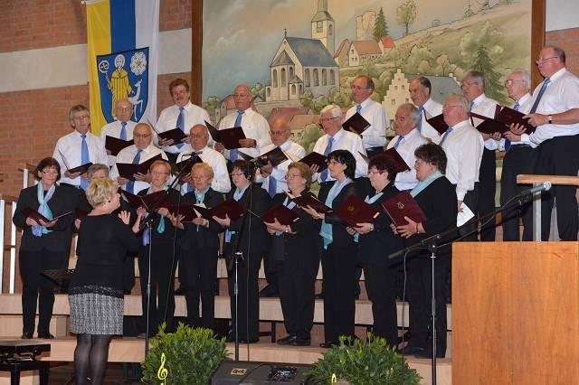 Liederkranz Wiesenfeld, Leitung Sigrid Schwab