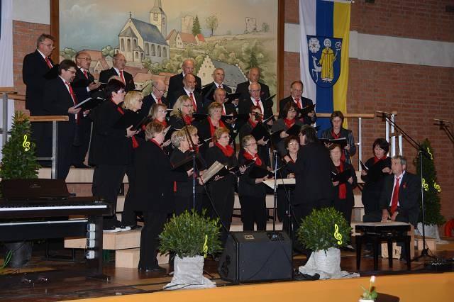 Chorgemeinschaft Eußenheim / Aschfeld, Leitung Elke Kraft