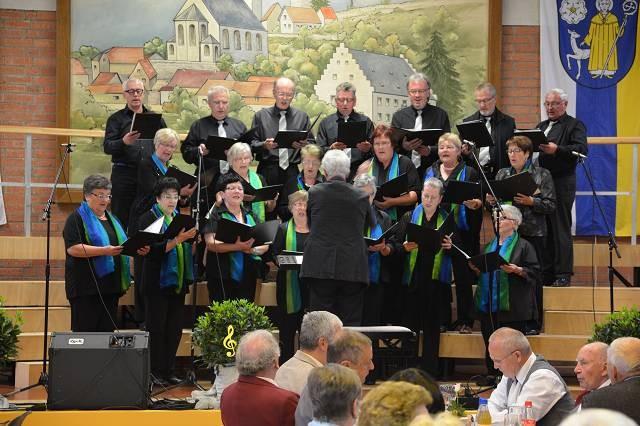 Chorgemeinschaft Grfäfendorf, Leitung Robert Werner